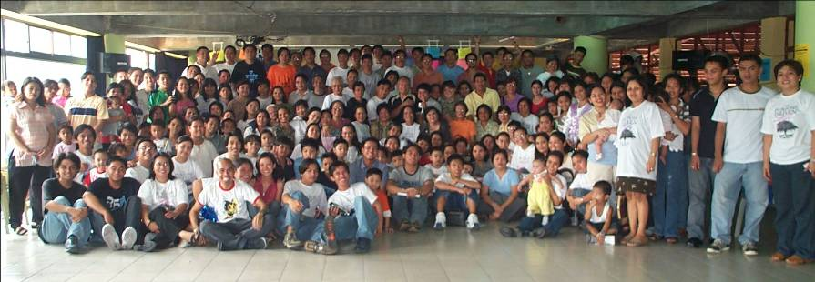 Praise Christian Fellowship Jesus